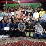 مراسم اختتامیه جشنواره مدرسه انقلاب استان مرکزی برادران برگزار شد