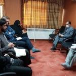 دومین جلسه کادر اتحادیه با معاون فرهنگی کمیته امداد خمینی(ره) برگزار شد