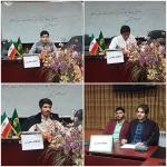 مسابقه سخنوری با موضوع نقش تشکل های دانش آموزی در پیشبرد اهداف انقلاب اسلامی برگزار شد.