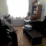 دانش آموزان عضو انجمن های اسلامی مدارس شهرستان شازند با حجت الاسلام مهدی نژاد دیدار کردند