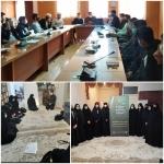 جلسه توجیهی جشنواره مدرسه انقلاب ویژه مسئولین انجمن های اسلامی مدارس شهرستان خمین