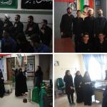 بازدید نماینده دفتر مرکزی از اتحادیه انجمن های اسلامی دانش آموزان استان مرکزی