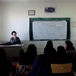 حضور مبلغین دانش آموزی به مناسبت دهه مبارک فجر در دبیرستان های شهرستان های استان