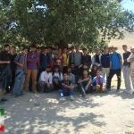 """برپایی اردوی یک روزه در تپه های """"مودر""""؛ ویژه دانش آموزان متوسطه دوم-شهرستان اراک"""