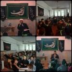 اولین جلسه هیأت دانش آموزی انصارالمهدی در مدرسه امام علی علیه السلام (متوسطه اول) برگزار شد