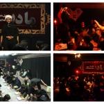 جلسه هیئت انصارالمهدی به مناسبت ایام شهادت حضرت زهرا (س) برگزار گردید