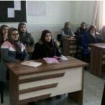 اعزام مبلغ دانش آموزی به دبیرستان حضرت رقیه