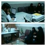 دومین جلسه قرارگاه ملی با حضور نجفی سرپرست و امانی معاونت خواهران اتحادیه انجمن های اسلامی دانش آموزان استان مرکزی