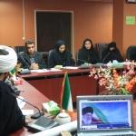 اولین جلسه کارگروه مهارت دانش آموزی برگزار شد