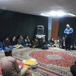 برپایی جشن شب یلدا در اتحادیه شهرستان اراک