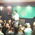 جلسه هفتگی هیئت به مناسبت ایام ولادت با سعادت حضرت عبدالعظیم حسنی(علیه السلام) برگزار شد