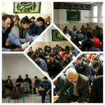 گزارش تصویری مراسم شب شهادت امام حسن عسکری(ع)
