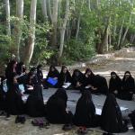 برپایی اردوی آموزشی،تشکیلاتی «طلایه داران فردا» ویژه دختران