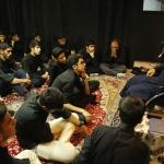 مراسم هیئت انصارالمهدی(عج)باحضور دانش آموزان استان مرکزی برگزار شد