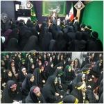 حضور حجت السلام و المسلمین حاج علی اکبری در هئیت انصارالمهدی(عج) دخترانه استان مرکزی