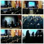 جلسه افتتاحیه فصل رویش ویژه دانش آموزان متوسطه دوم و جشن دختر ماه برگزار شد.