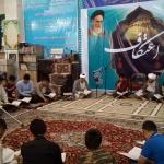 برپایی اعتکاف رمضانیه در ساوه