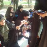 برگزاری اردوی یک روزه به مناسبت روز دختر