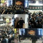 هیئت انصارالمهدی در دبیرستان المهدی