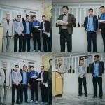 برگزاری مسابقه دارت در مدرسه فرهنگیان حاج کاظمی
