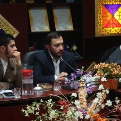جلسه شورای مرکزی