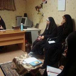قرارگاه شهری استانی دختران