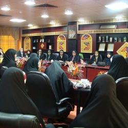 قرارگاه شهری واحد خواهران اراک