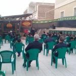 سوگواره احلی من العسل شهرستان محلات با حضور دانش آموزان برگزار شد