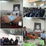 یادواره شهید محسن حیدری از شهدای اتحادیه انجمن های اسلامی دانش آموزان تفرش برگزار شد