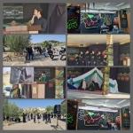 سوگواره احلی من العسل شهرستان ساوه با حضور دانش آموزان برگزار شد