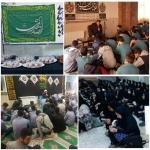 هیئت انصارالمهدی(عج) در دبیرستان های استان مرکزی برگزار شد