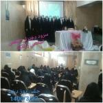 جشن ولادت حضرت معصومه (س)ویژه دختران انجمن اسلامی شهر زرندیه برگزار گردید
