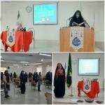به مناسبت عید بزرگ غدیر خم جشن دختران انجمنی شهرستان اراک برگزار شد