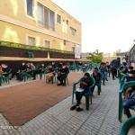 هیات دانش آموزی انصارالمهدی(عج) شهرستان محلات با حضور دانش آموزان برگزار شد