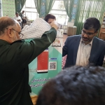 رونمایی از ۲۰ اپلیکیشن شهدای فرهنگی و دانش آموز استان مرکزی