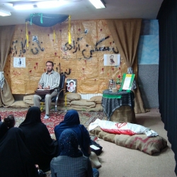 هیئت های هفتگی انصارالمهدی ( عج ) دختران