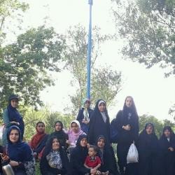اردوی یک روزه پنجعلی دختران انجمنی شهر آستانه