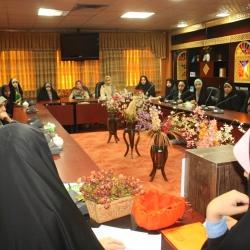 انتخابات قرارگاه شهری واحد خواهران