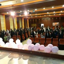 جشن روز دختر -شهرستان شازند
