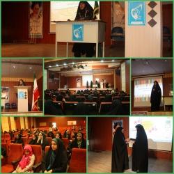 افتتاحیه فصل رویش اتحادیه شازند واحد خواهران