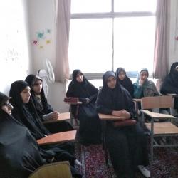 جلسه توجیهی جشنواره مدرسه انقلاب