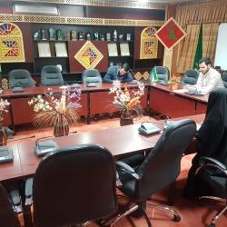 جلسه شورای معاونین