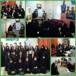 بازدید از اتحادیه واحد خواهران شهرستان  خمین