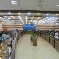 جلسه توجیحی لشگرفرشتگان در استانداری